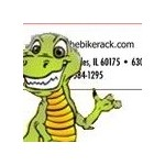 T-RexCards Raised Ink Business Cards