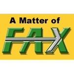 A Matter of Fax