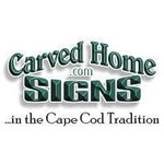 Carved Home Signs