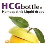HCG bottle