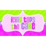 Icing Tops The CAKE Boutique
