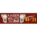Kaiser-Willys Auto Supply
