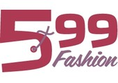 599 Fashion coupons or promo codes at 599fashion.com