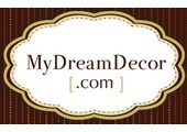 My Dream Decor coupons or promo codes at MyDreamDecor.com