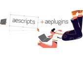 Aescripts + Aeplugins coupons or promo codes at aescripts.com