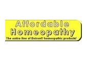 Affordable Homeopathy coupons or promo codes at affordablehomeopathy.com