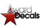 Award Decals coupons or promo codes at awarddecals.com