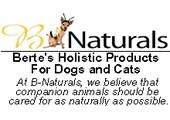 B-Naturals coupons or promo codes at b-naturals.com