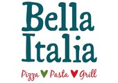 bellaitalia.co.uk coupons or promo codes
