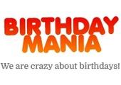 Birthdaymania.com coupons or promo codes at birthdaymania.com