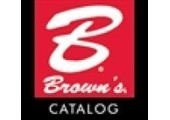 brownscatalog.com coupons and promo codes