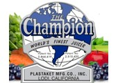 Champion Juicer coupons or promo codes at championjuicer.com