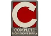 Complete Mobile Home Supply coupons or promo codes at completemobilehomesupply.com