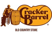 Cracker Barrel Old Country Store coupons or promo codes at crackerbarrel.com
