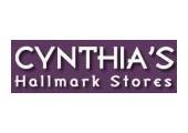 cynthiashallmarkstores.com coupons and promo codes