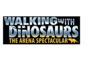 Walking with Dinosaurs coupons or promo codes at dinosaurlive.com