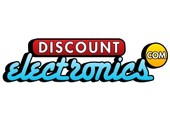 Discount Electronics coupons or promo codes at discountelectronics.com