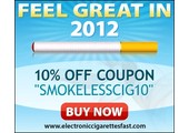 ElectronicCigarettesFast.com coupons or promo codes at electroniccigarettesfast.com