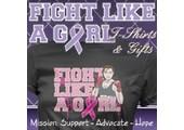 Fightlikeagirlcancershirts.org coupons or promo codes at fightlikeagirlcancershirts.org