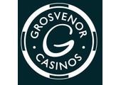 Grosvenor Casino coupons or promo codes at grosvenorcasinos.com