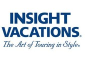 Insight Vacations coupons or promo codes at insightvacations.com