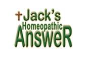 Jacks Homeopathic Answer, LLC coupons or promo codes at jacksanswer.com
