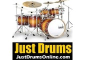 Just Drums coupons or promo codes at justdrumsonline.com