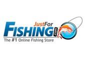 Just For Fishing coupons or promo codes at justforfishing.com