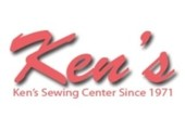Ken's Sewing Center  coupons or promo codes at kenssewingcenter.com