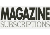 Magazine Subscriptions coupons or promo codes at magazinesubscriptions.co.uk