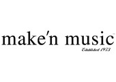 Make'n Music - The Guitar Shop coupons or promo codes at makenmusic.com