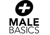 Malebasics Men's Microfiber Crossed Bikini