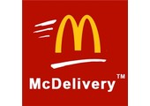 McDonalds coupons or promo codes at mcdelivery.co.in
