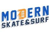 Modern Skate & Surf coupons or promo codes at modernskate.com