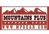 Mountains Plus coupons or promo codes at mpgear.com
