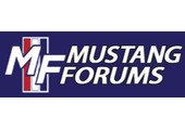 coupons or promo codes at mustangforums.com
