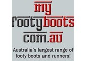 MyFootyBoots.com.au coupons or promo codes at myfootyboots.com.au