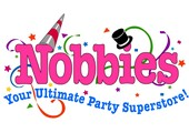 Noobies Parties coupons or promo codes at nobbiesparties.com