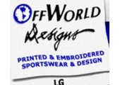 OffWorld Designs coupons or promo codes at offworlddesigns.com