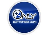 OnlyBatteries.com coupons or promo codes at onlybatteries.com