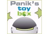 Panik's Toy Box coupons or promo codes at panikstoybox.com