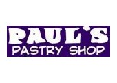Paul's Pastry Shop coupons or promo codes at paulspastry.com