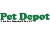 Pet Depot Online coupons or promo codes at petdepotonline.com