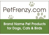 Pet Frenzy coupons or promo codes at petfrenzy.com