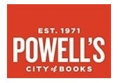 Powell's  coupons or promo codes at powells.com