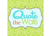 Quote the Walls coupons or promo codes at quotethewalls.com