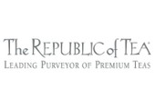 The Republic of Tea coupons or promo codes at republicoftea.com