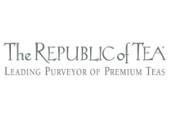The Republic of Tea coupons or promo codes at republicoftea.com