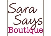 sarasaysboutique.com coupons or promo codes