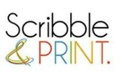 Scribble & Print coupons or promo codes at scribbleandprint.com